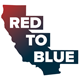 Red to Blue California