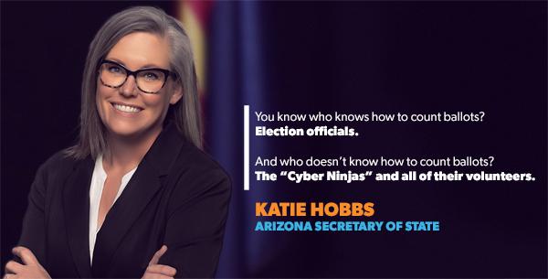 Support Katie Hobbs for Arizona Governor